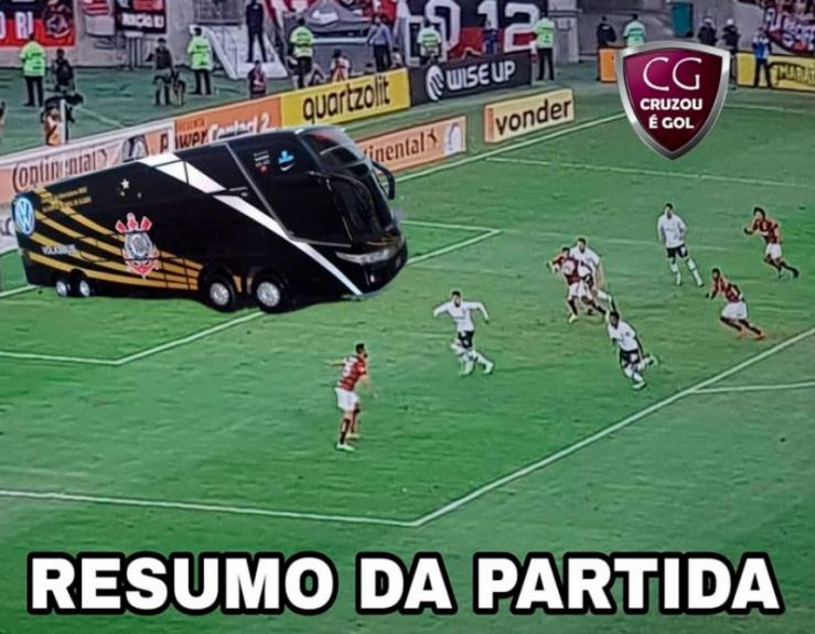 Os Memes Do Empate Entre Flamengo E Corinthians No Maracanã