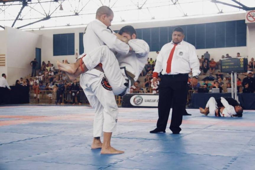International Pro de Brasília contou com um grande público no Ginásio do Cruzeiro (Foto: Divulgação)