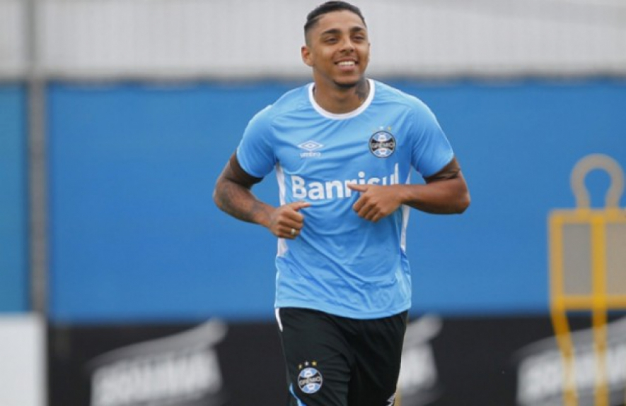 Wallace Oliveira lateral ex-Gemio