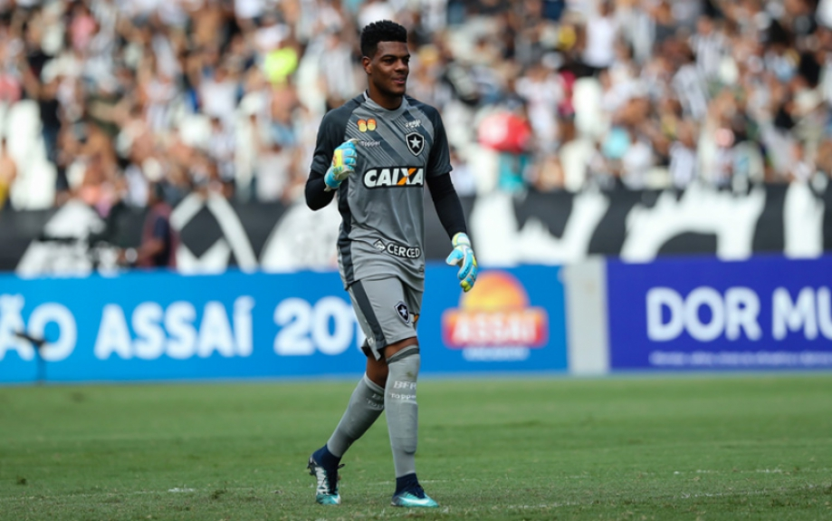 Botafogo x São Paulo - Saulo