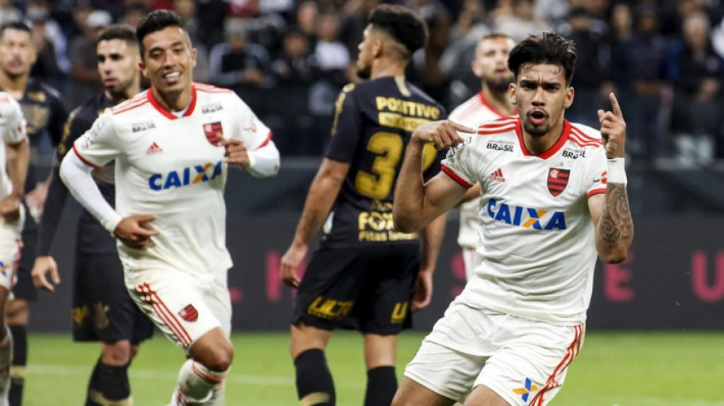 b20027dead ATUAÇÕES  Paquetá brilha e leva a maior nota na vitória do Flamengo ...
