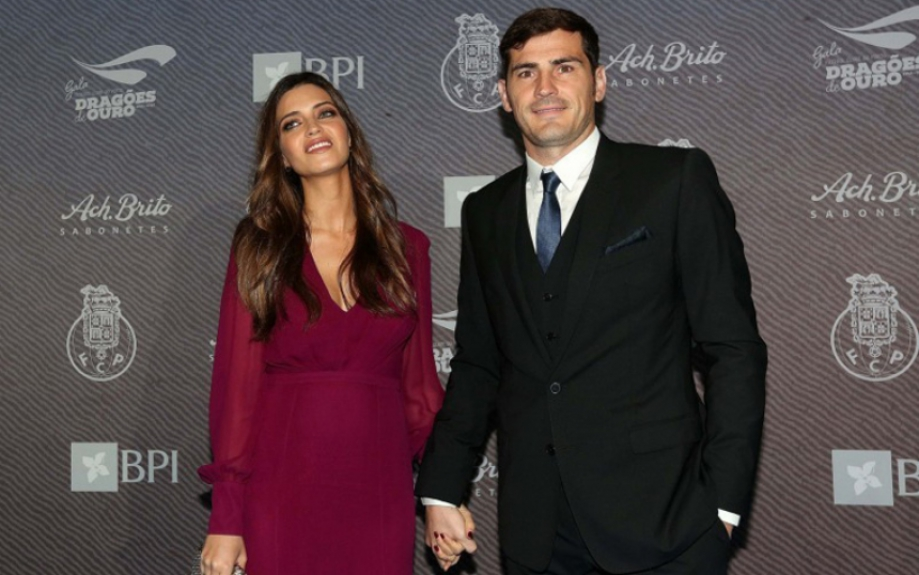 Iker Casillas/ Sara Carbonero