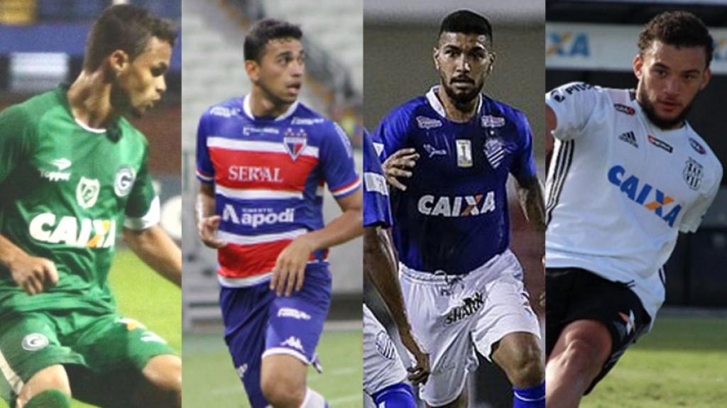 4a6d3a187b Veja 30 jogadores da Série B que podem render na primeira divisão ...