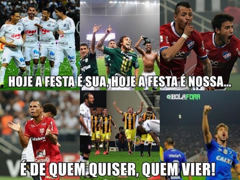 Os melhores memes da final da Copa do Brasil