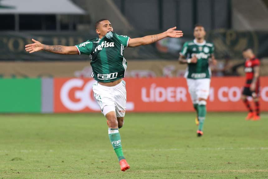 Palmeiras 1 x 1 Flamengo - 2016