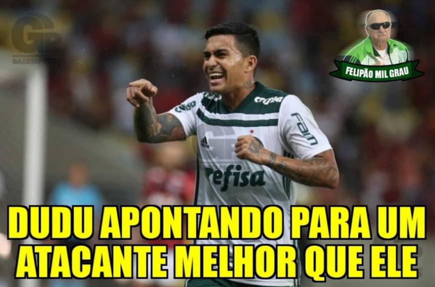 MEMES! Com provocações ao Flamengo, palmeirenses postam ...