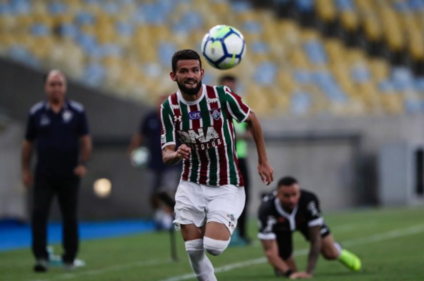 Fluminense x Vasco - JADSON
