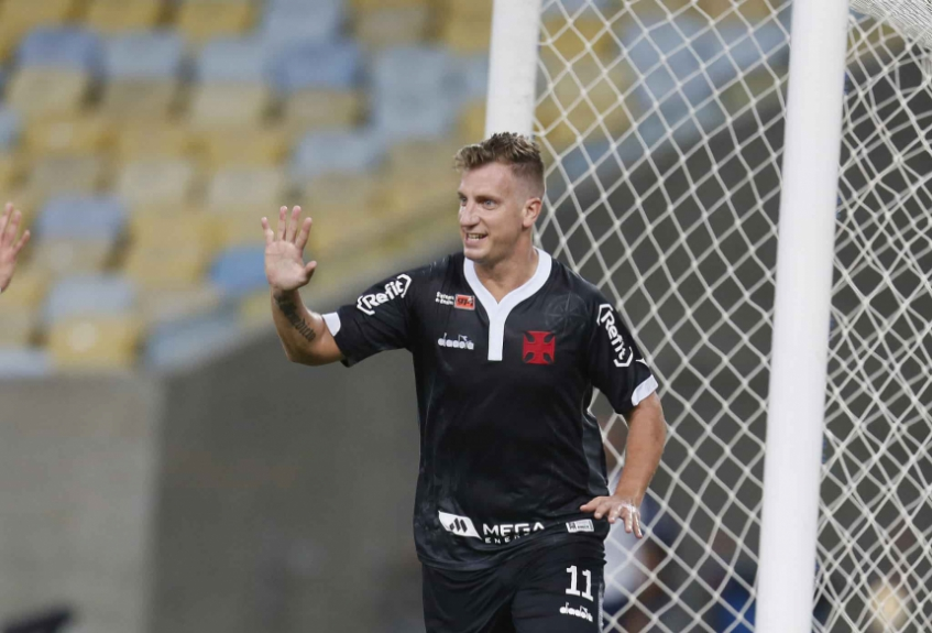 Maxi López - Fluminense x Vasco
