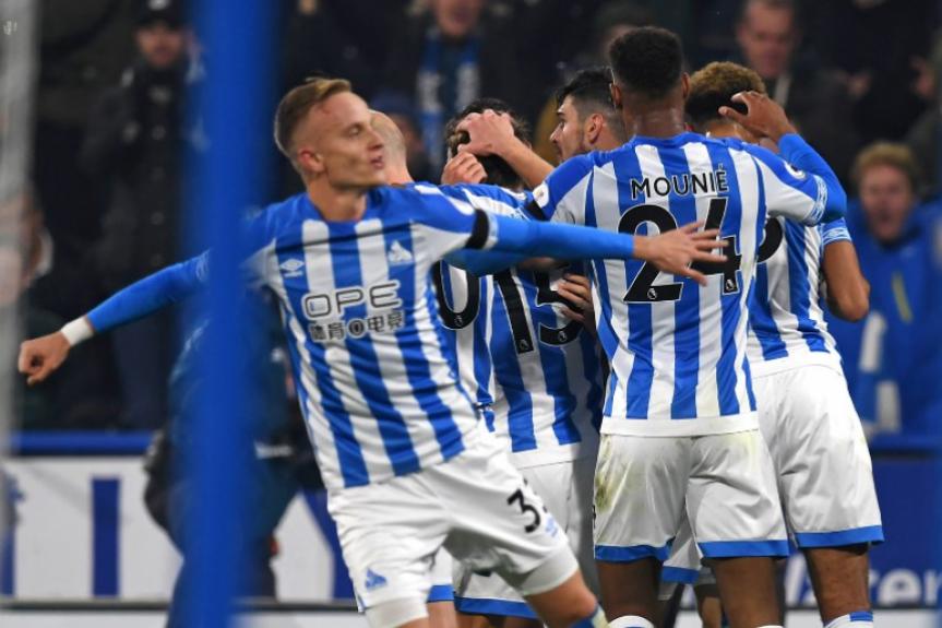 Huddersfield x Fulham