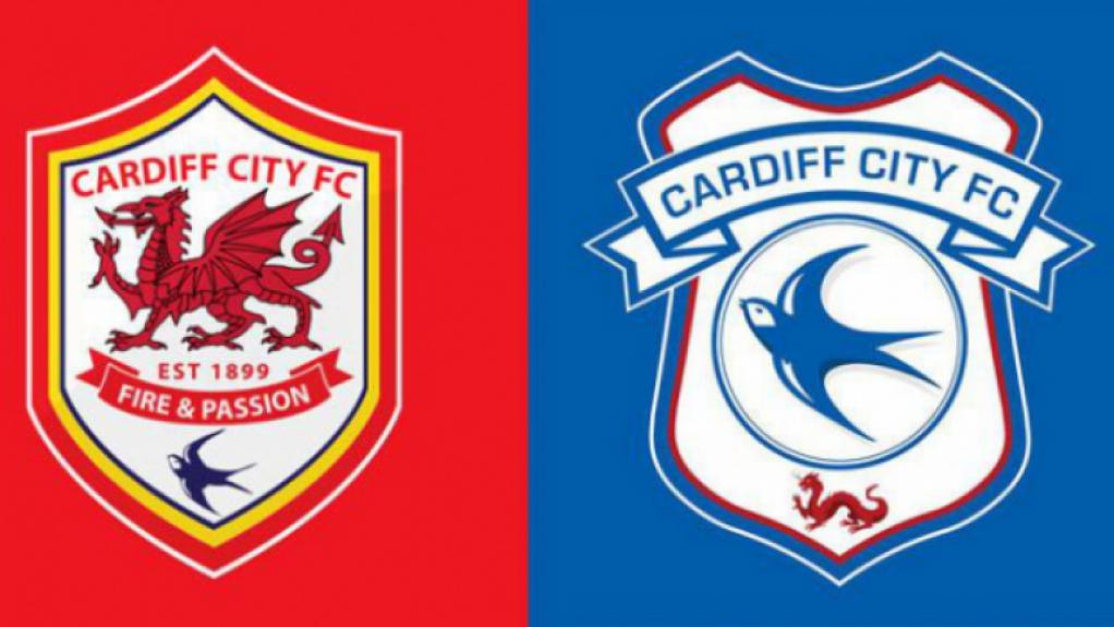 1de7db376e491 Presidente do Cardiff City havia trocado a cor do escudo para vermelho, mas  após protestos da torcida adotou novamente o azul.