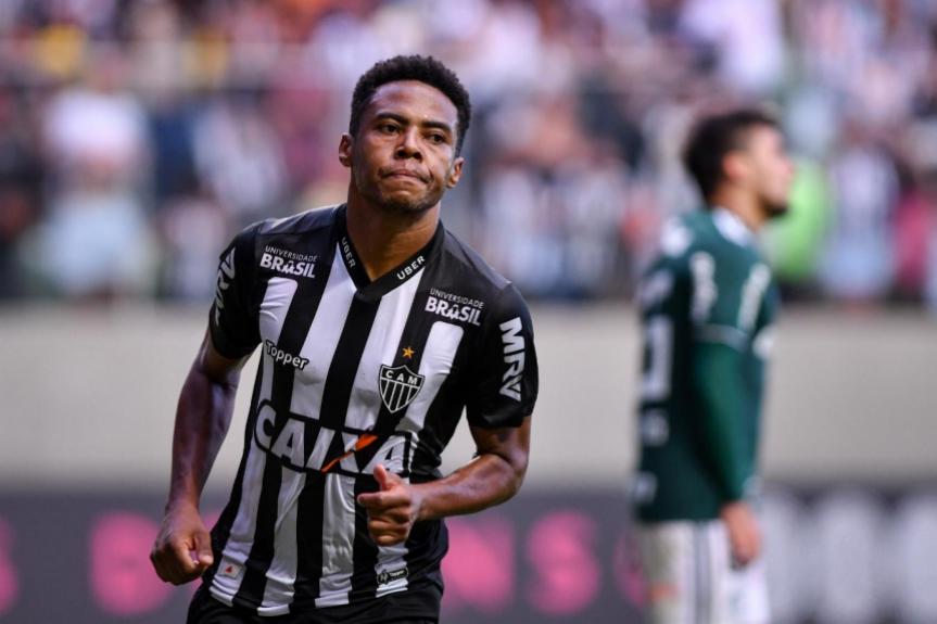 Atlético-MG x Palmeiras - Elias
