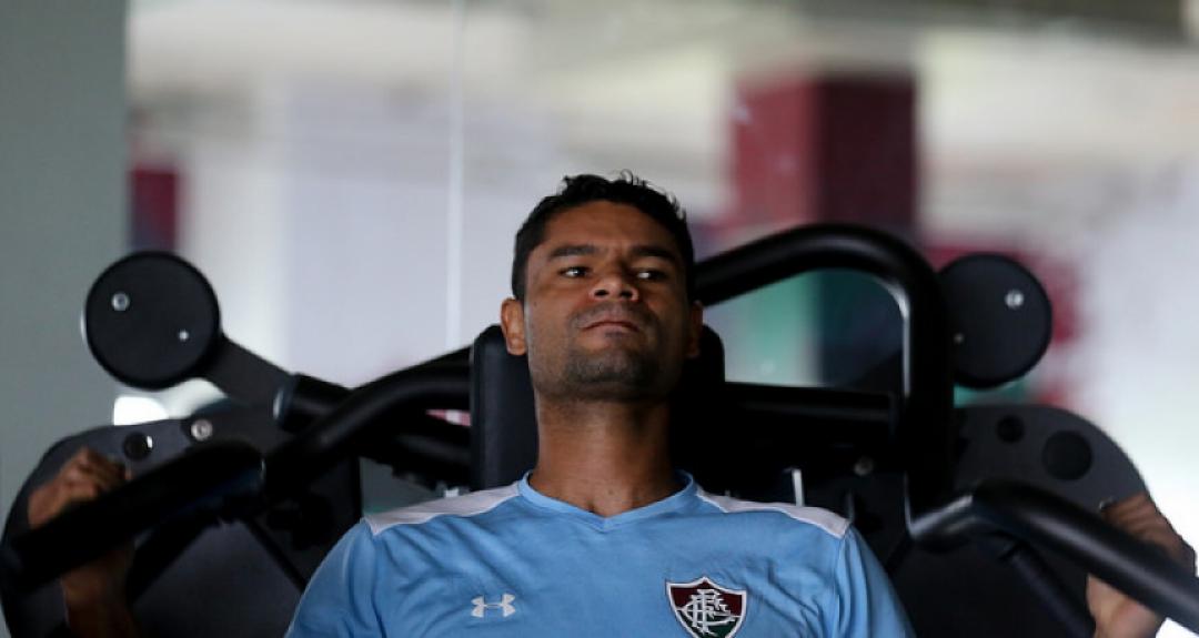 Gum - Treino Fluminense