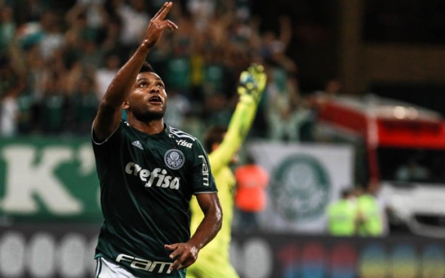Palmeiras x Fluminense - Borja