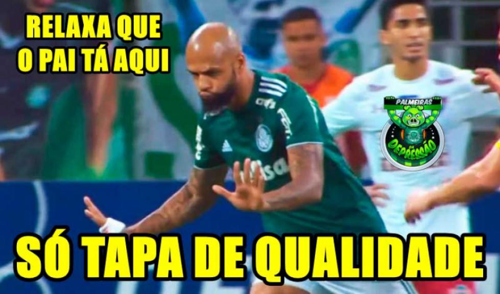 Veja a repercussão e os memes nas redes da vitória do Palmeiras contra a Ponte Preta pelo Paulistão