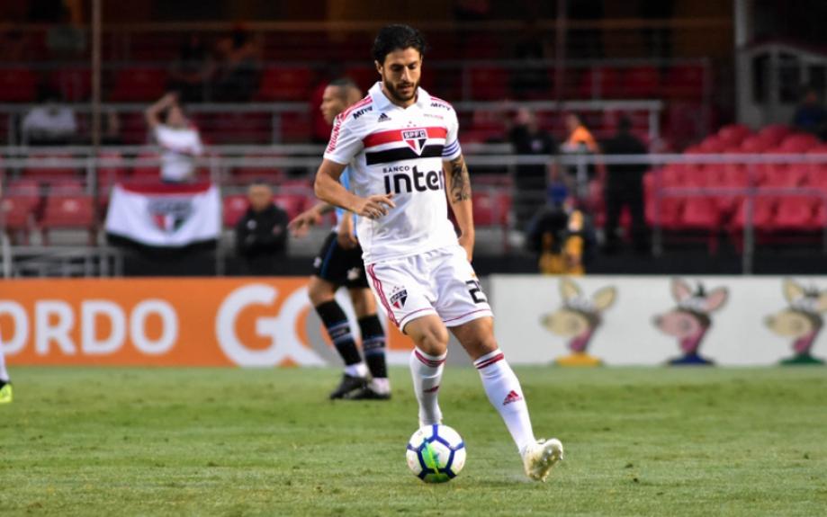 São Paulo x Grêmio - Hudson