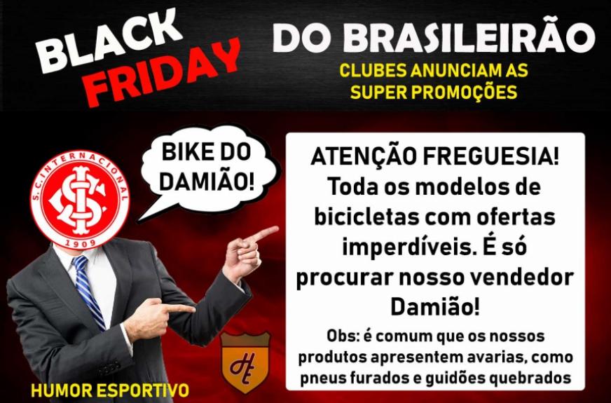3ee57e923d Black Friday do Brasileirão  como os clubes anunciariam as promoções ...