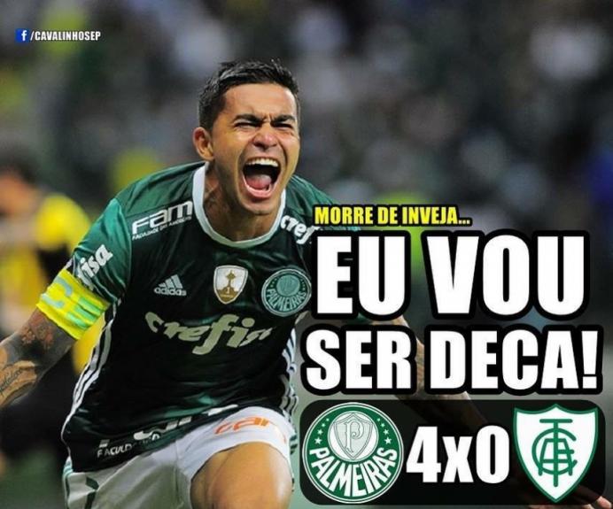 c023eee92c Rodada a rodada  veja a campanha do título do Palmeiras em memes ...
