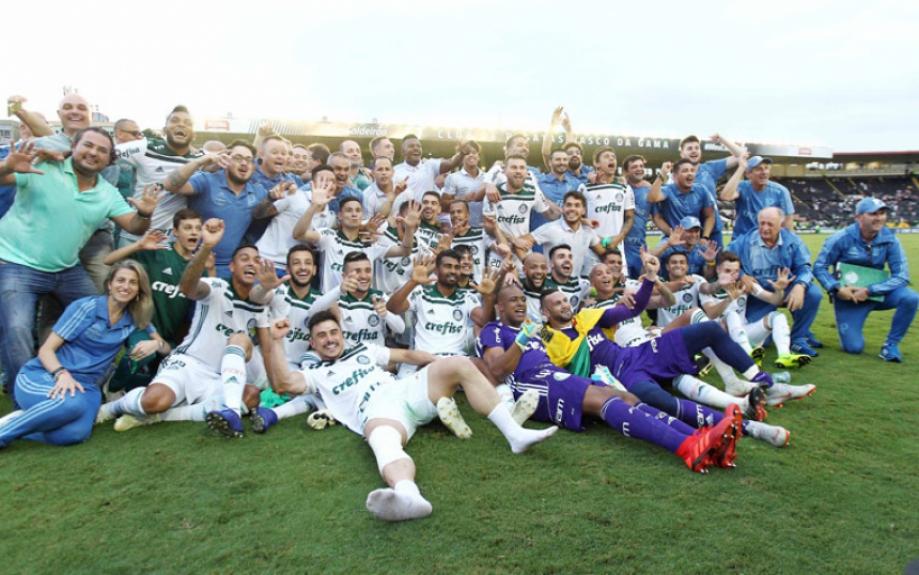 Palmeiras Campeão Brasileiro - 2018