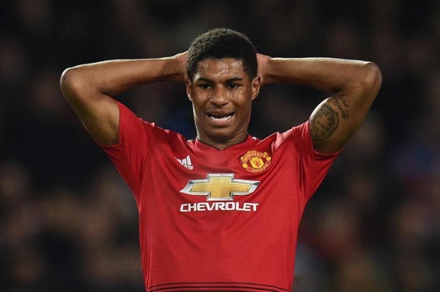 Rashford - Manchester United x Young Boys