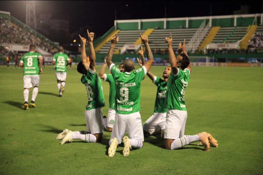Chapecoense x Sport