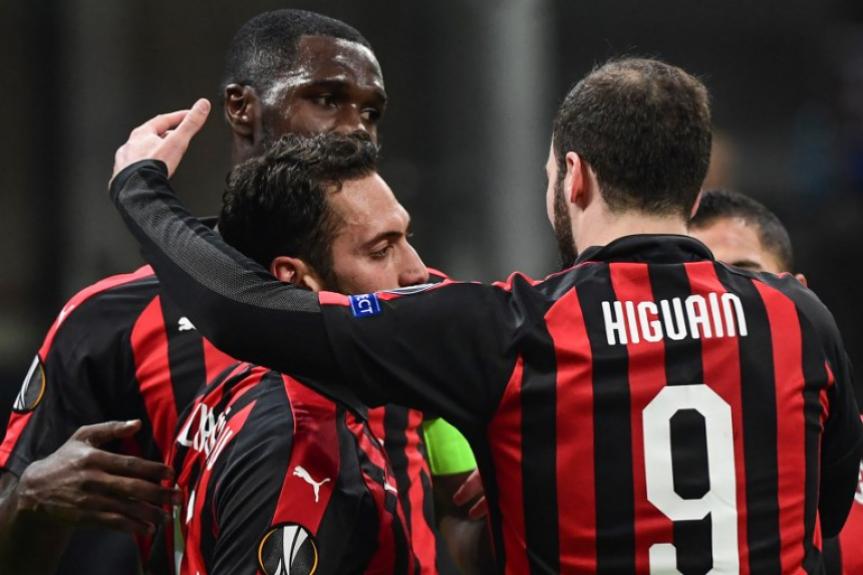 Milan x Dudelange