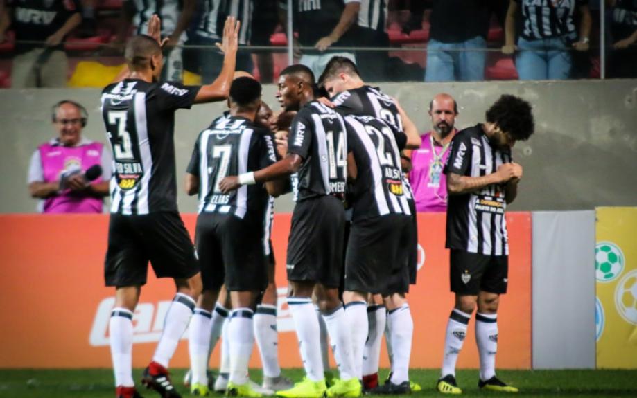 Atletico-MG x Botafogo