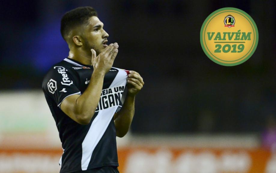 Confira as situações de momento do Vasco no mercado da bola  1bb3591a0ce93