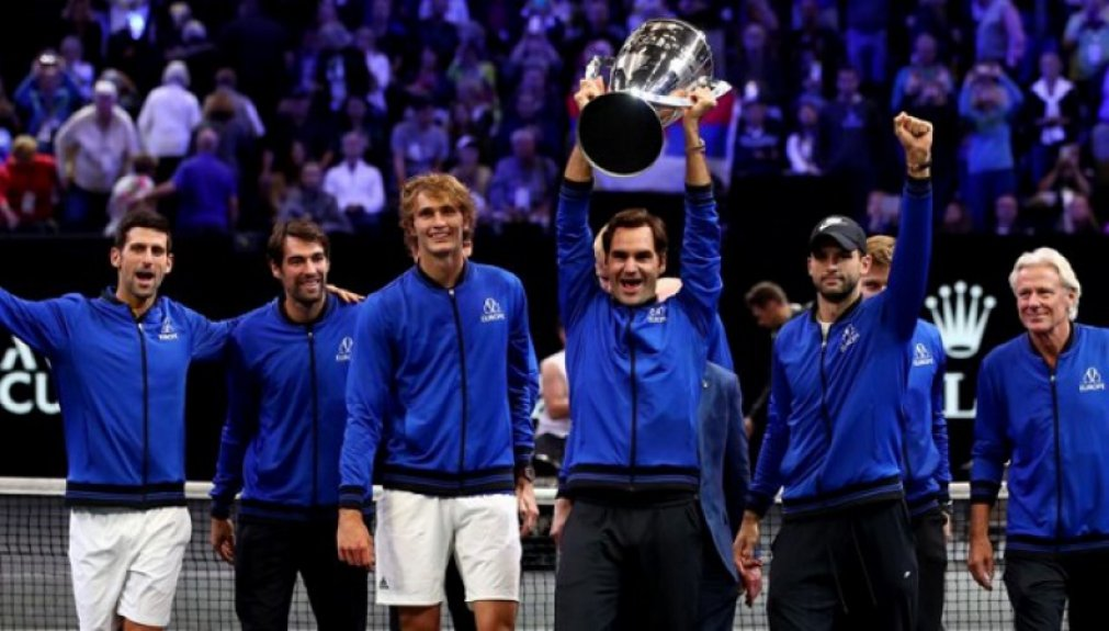 Time Europa vence a Laver Cup 2018