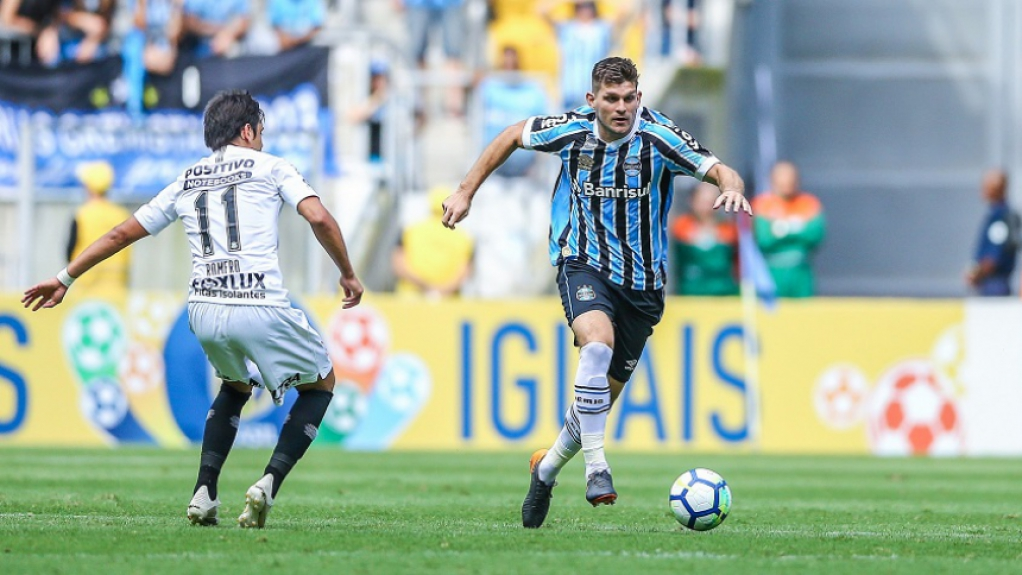 Kannemann - Grêmio x Corinthians