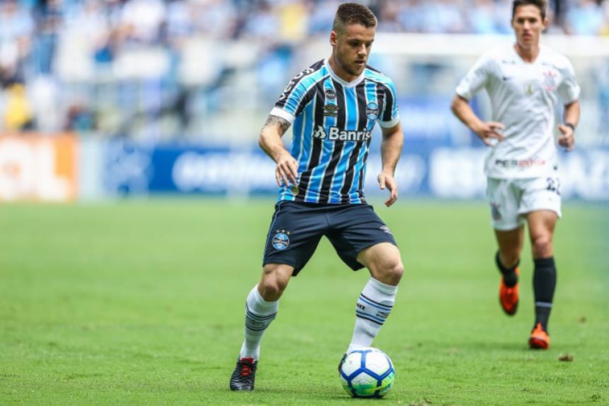 Ramiro - Grêmio x Corinthians