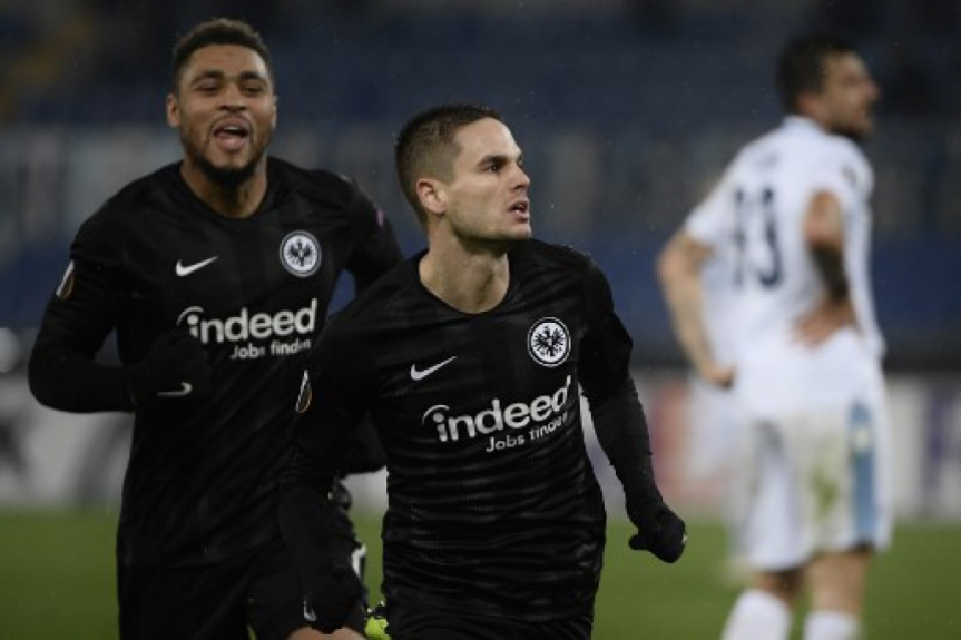 Gacinovic - Lazio x Eintracht Frankfurt