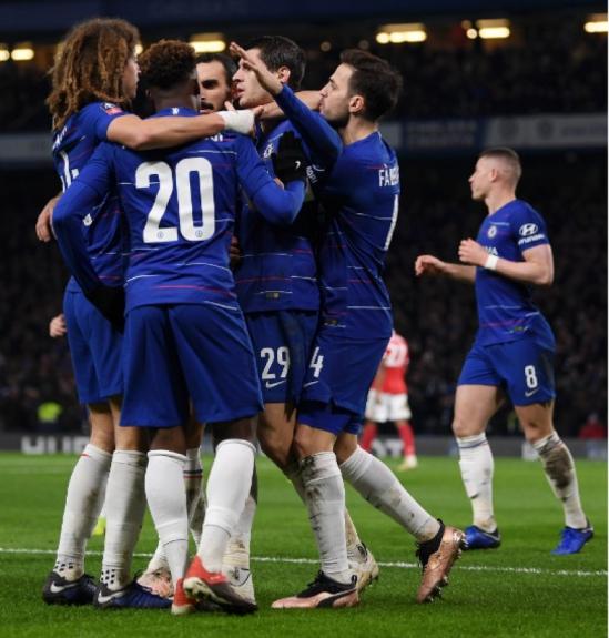 Chelsea x Nottingham Forest