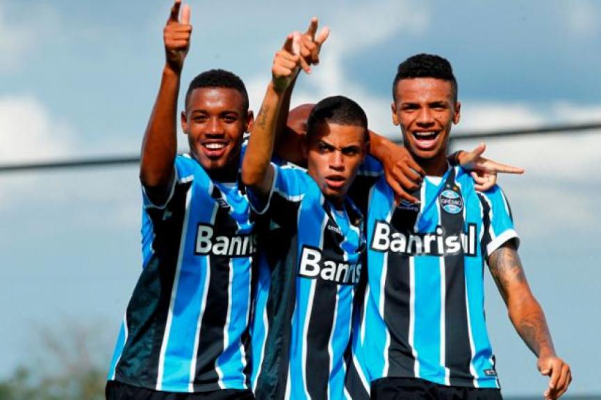 Grêmio x Auto-Esporte (PB) - Copinha