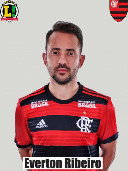 Atuações - Flamengo - Everton Ribeiro