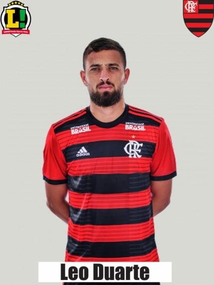 Atuações - Flamengo - Leo Duarte