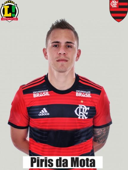 Atuações - Flamengo - Piris da Mota