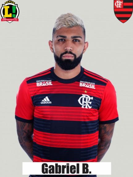 Atuações - Flamengo - Gabriel B.