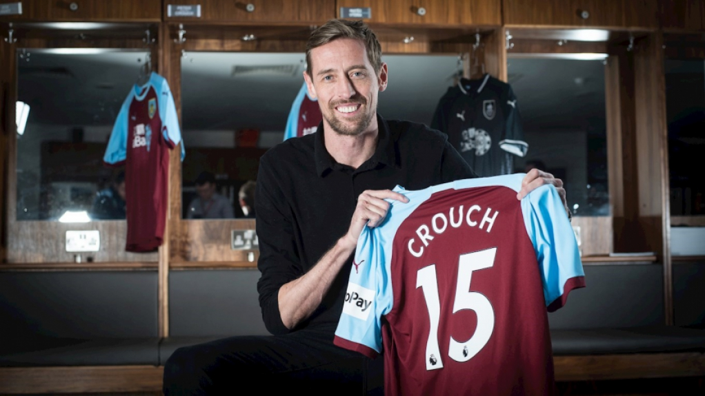 Peter Crouch - Burnley
