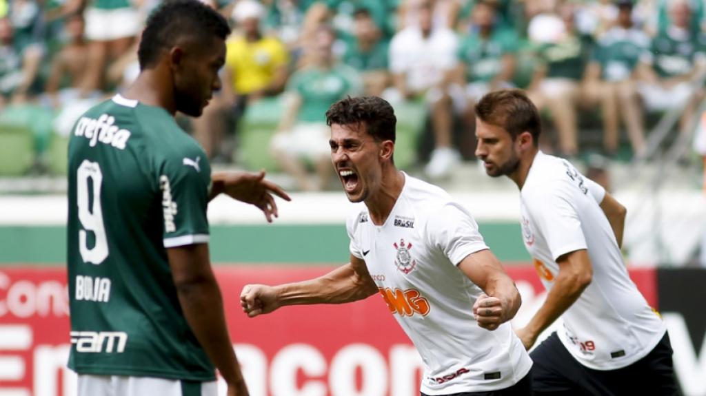 Palmeiras x Corinthians PAULISTA 2019