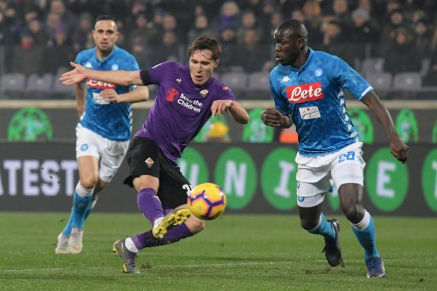 Fiorentina x Napoli