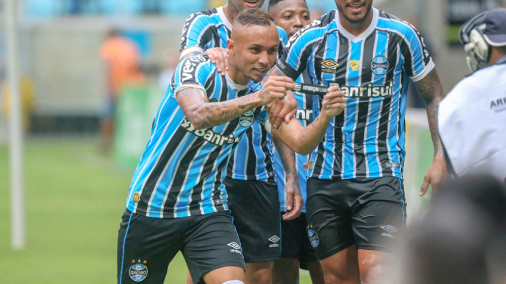 Grêmio x Avenida Everton