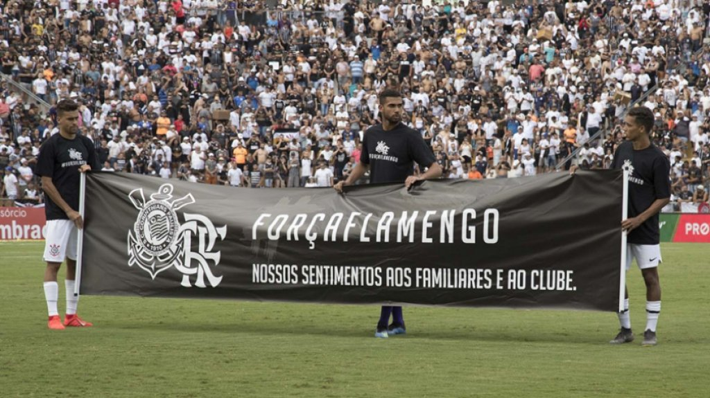 Novorizontino x Corinthians