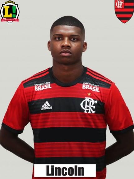 Atuações - Flamengo - Lincoln