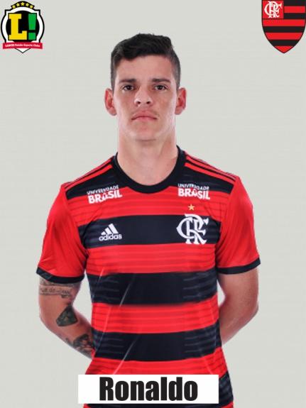 Atuações - Flamengo - Ronaldo