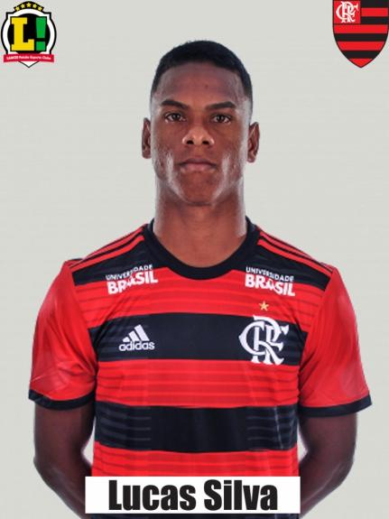 Atuações - Flamengo - Lucas Silva