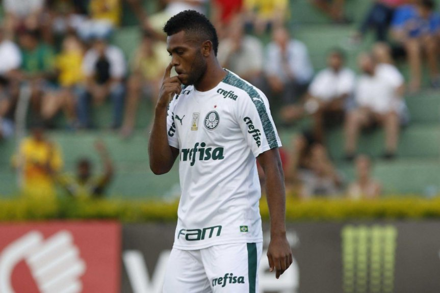 Mirassol x Palmeiras