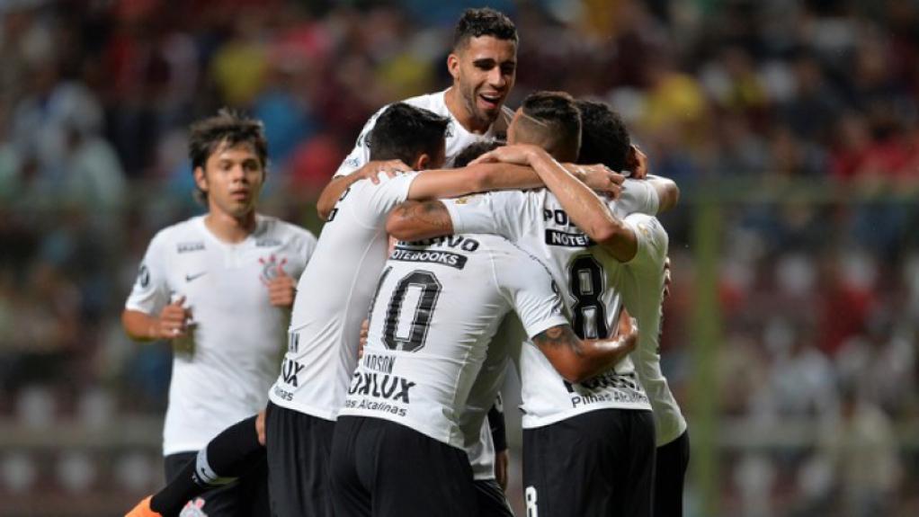 Deportivo Lara 2 x 7 Corinthians