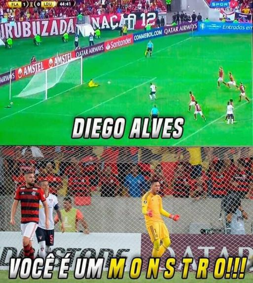 Libertadores: os memes de Flamengo 3 x 1 LDU