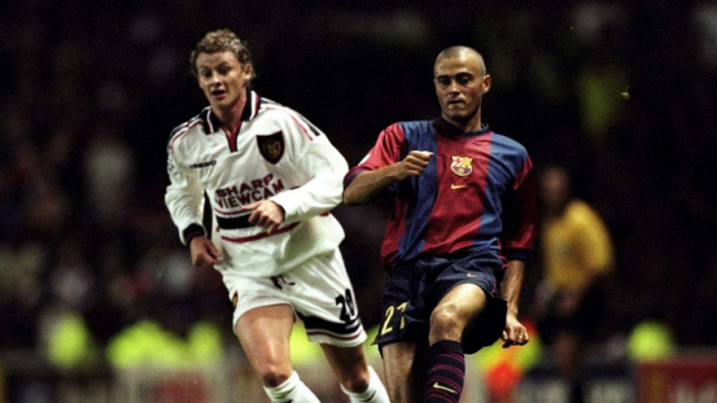 16/09/1998 - Manchester United 3 x 3 Barcelona