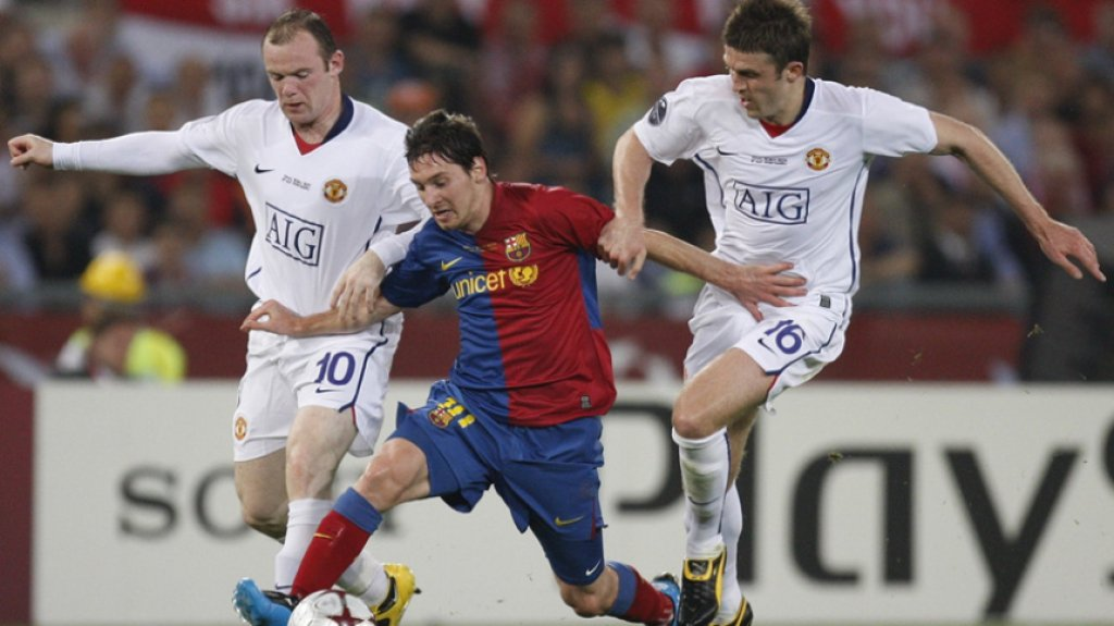 23/04/2008 - Barcelona 0 x 0 Manchester United - Semifinal